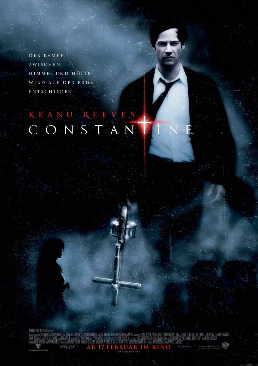 Constantine (2005) Hindi Dubbed Full Movie Watch Online ...