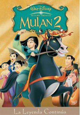 Nonton Mulan 2 (Mulan II) (2004) Film Streaming Download ...